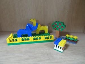 動物・牢屋・花壇