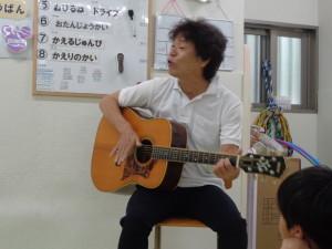 ギター(先生)